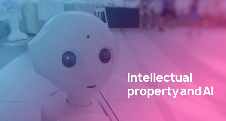 Intellectual property litigation in relation to Artificial Intelligence (AI) and machine learning